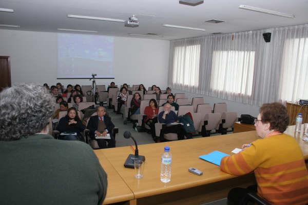 Jornada en la Universidad Complutense de Madrid