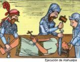 Ejecución de Atahualpa