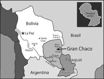 La guerra del Chaco