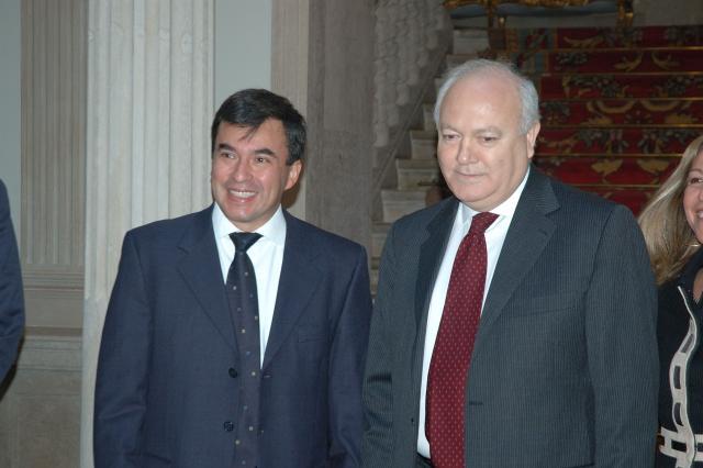 Moratinos y Quintana
