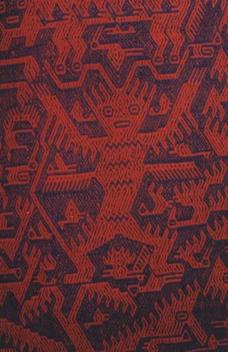 tejido de tarabuco