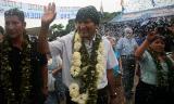 Jallalla Bolivia - Victoria en las elecciones del 2009